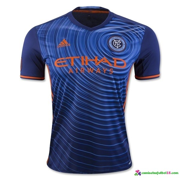 Camiseta 2ª Kit New York City 2016 2017